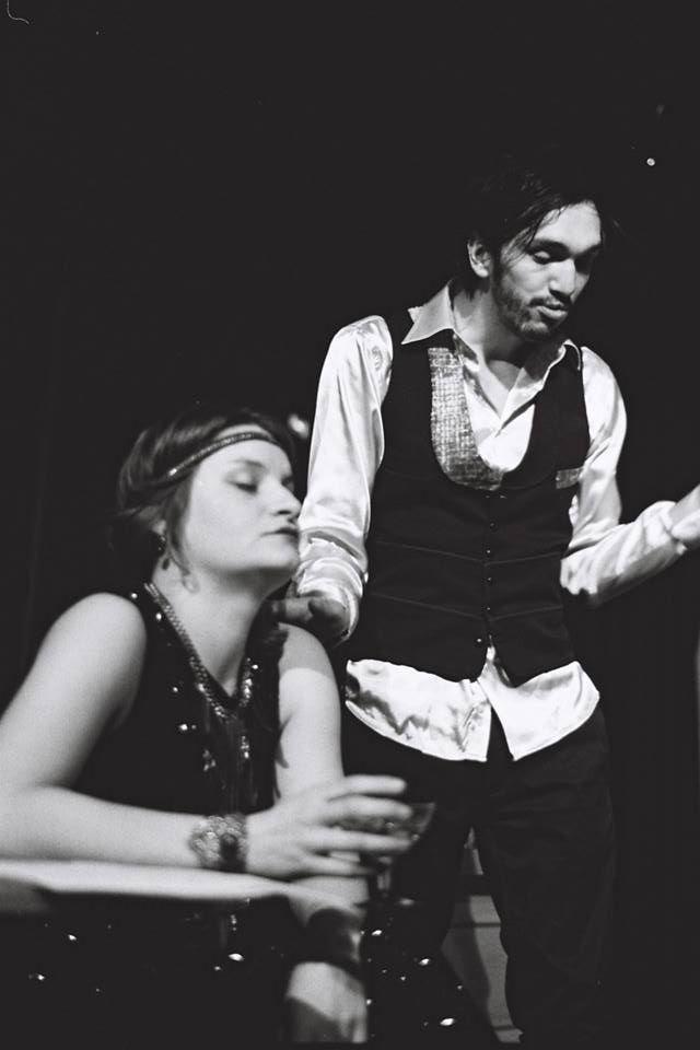 Au Kabaret de la dernière chance mise en scene cosme castro fanny santer